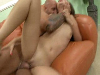 Kita Zen gets her pink oriental snatch fucked hard my a massive hard dick