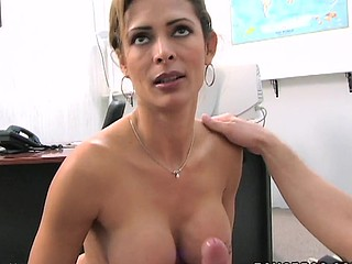 A classic MilfLessons update from 2004. Monique is our most awesome Mother I'd Like To Fuck we've ever had the chance working with and watching her fuck youthful studs. Tall, sexy Latin Honey with a body of a goddess. Each youthful studs wet-dream. Come and watch this Latin Mother I'd Like To Fuck work that butt. We love u Monique!