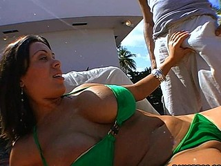 Hey ladies and gents I'm here bringing u guys this weeks Mother I'd Take pleasure in To Fuck lessons update and let me tell u that it is a very good discharge, In this update we have the luxury of having the lovely Sienna West to grace us with her presence,So this is the scenario that babe hires one of my lads to do some pool work for her upcoming event,but guy that babe appears to be to like this fortunate individual and they start doing there thing,Guys this one is really good,don't miss it i sure as Sheol didn't,Stay Tuned!!